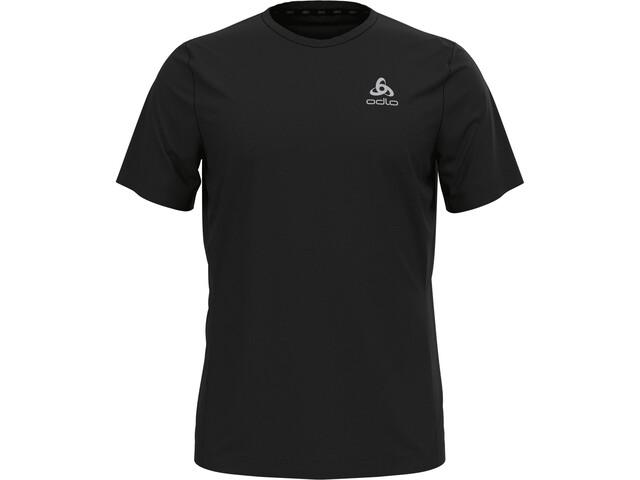 Odlo Element Light Print Crew Neck SS T-Shirt Men black